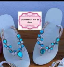 Título do anúncio: Havaianas de luxo