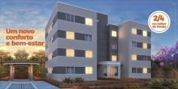 Apartamento 2/4 - Condomínio - Entrada Facilitada - Feira X - Tomba - Vivendas