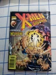 Título do anúncio: X-Men gigante 2