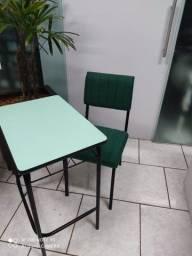 Título do anúncio: Conjunto cadeira e carteira escolar