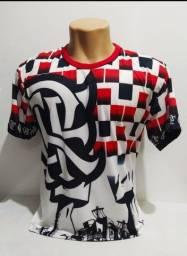 Camisa personalizada Urubú rei Flamengo