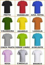 Título do anúncio: Camisa de malha / cores