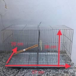 Gaiolas para Canario Belga reprodução criadeiras