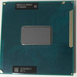 Processador Intel i5 i3 Dual Core Notebook e PC