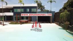 Mansão 5 stes Lazer Estilo Prainha Park Way - Ernani Nunes