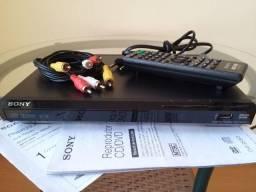 DVD player Sony DVP-SR370