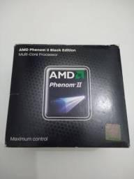 Processador phenom 965 + cooler tx3 zerados