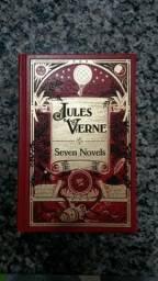 Jules Verne Seven Novels - Inglês - Júlio Verne - sete livros