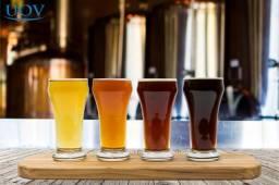 Micro cervejaria - Curso Como Montar e Produzir Cerveja Artesanal