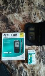 Aparelho medidor de glicose diabetes