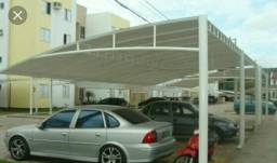 Garagens para condomínio Peça seu orçamento
