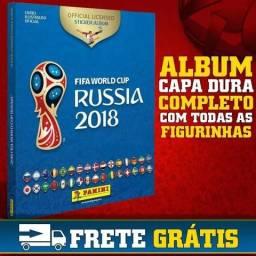 Álbum Completo da Copa 2018