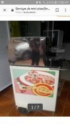Serviços de Mini Pizza(brotinho)