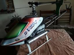 Helicoptero TZ 90 v2