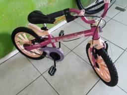 Imperdível - Bicicleta aro 16 usada revisada
