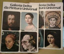 Galeria Delta Da Pintura Universal (2 Vol.)