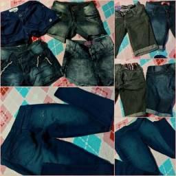 Jeans femininos Todos por 40