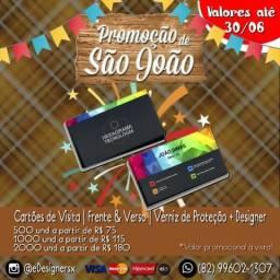 Panfletos | Banners & Cartões de Visita