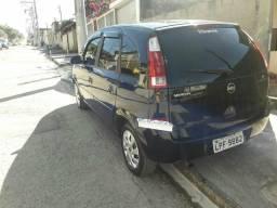 Vendo meriva 2008 completa com GNV carro bem cuidado - 2008