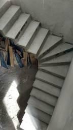 Escadas projetadas - 2018