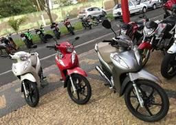 Honda Biz 125 Ex - 2018