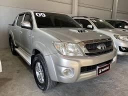 Toyota Hilux SRV 3.0 automática TOP - 2009