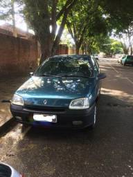Renault Clio R.L 1.6 8 válvulas - 1998