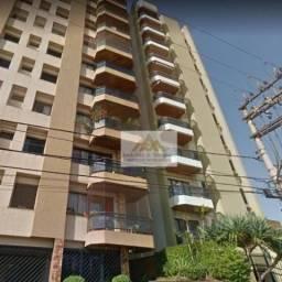 Apartamento com 3 dormitórios à venda, 97 m² por r$ 320.000 - campos elíseos - ribeirão pr