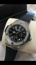 520624e4d77 Relógio hublot elite Importados frete grátis