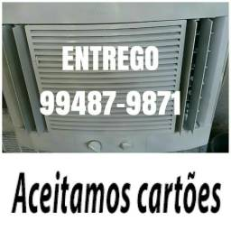 Ar Condicionado 7.500 Btu 110V Deixo no Local Ac Cartao Testamos 994879871