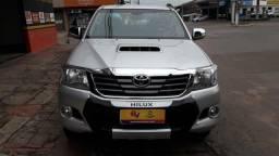 TOYOTA HILUX SRV 3.0 2012 4X4 DIESEL AUTOMÁTICO. ligar neste número (93)991274495 JEAN. - 2012