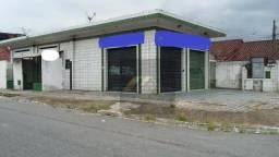 Salão à venda, 300 m² por R$ 640.000 - Nova Mirim - Praia Grande/SP