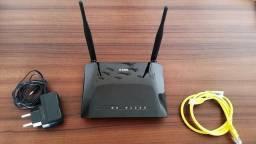 Roteador / Repetidor Wireless Dir-615