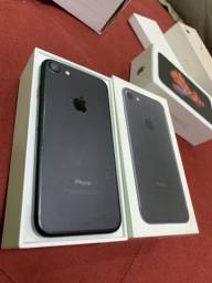 IPhone 7 128g black. Garantia