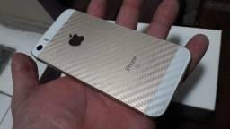 Vendo iphone se 32gb,impecável,bateria boa,digital 100%,icloud livre