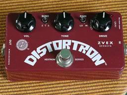 Zvex Distortion Vextron Series