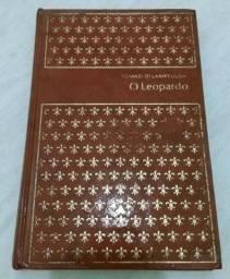 """Livro """"O Leopardo"""" Tomasi di Lampedusa"""