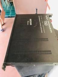 Amplificador de Potência W POWER 750 AB - CICLOTRON L1609