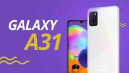 Smartphone Samsung A31 128gb 4gb Ram Octa Core Dual Chip Novo