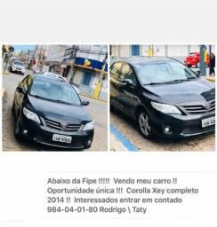 Corolla Xey 2014 - 2014