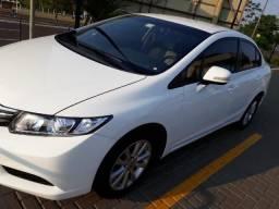 Civic LXL 12/13 automático - 2012
