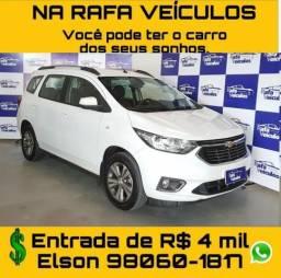 PROMOÇÃO RELÂMPAGO!!! SPIN 1.8 LTZ AUT 7 lu ANO 2019 FALAR COM ELSON - 2019