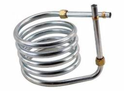 Tubo compressor de Ar e Serpentina