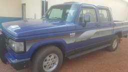 D-20 em perfeito estado, carro de garagem pra vender logo ! - 1993
