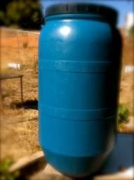 Bombona Tambor Plastico Usado 80 Litros (30,00 Atacado)