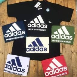 T-Shirt Fio 30.1*?? ?Malha Penteada, Tecido Leve E Confortável ?Linha Premium