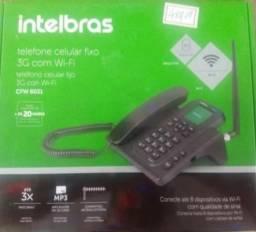 Telefone Celular Fixo 3g Com Wi-fi Cfw 8031