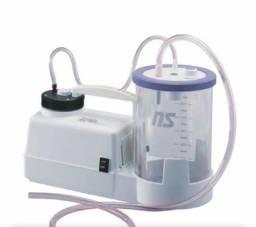 Aspirador de traqueostomia e secreção (novo, na caixa)