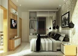 Apartamento com 2 quartos à venda, 57 m² por R$ 243.200 - Santa Genoveva