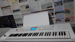 Teclado Roland Bk3  White